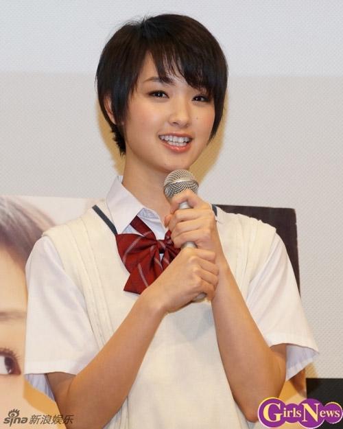 Những ngọc nữ Nhật thuần khiết trong trang phục nữ sinh - 15