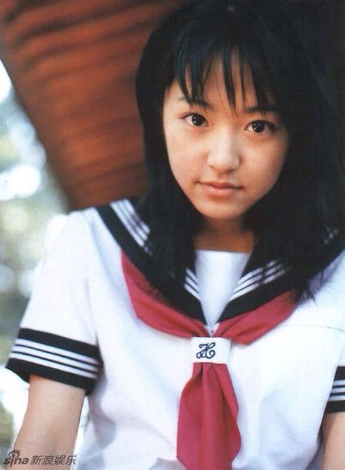 Những ngọc nữ Nhật thuần khiết trong trang phục nữ sinh - 13