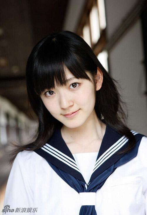 Những ngọc nữ Nhật thuần khiết trong trang phục nữ sinh - 19