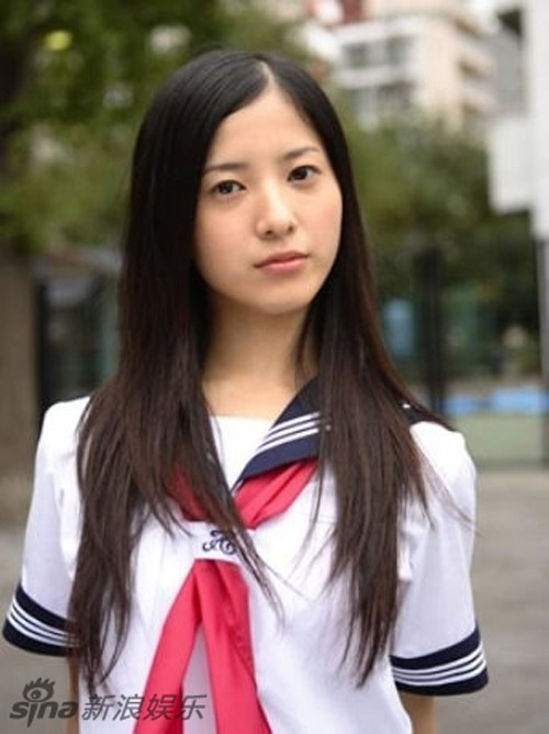Những ngọc nữ Nhật thuần khiết trong trang phục nữ sinh - 17