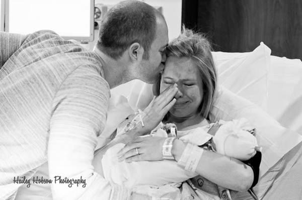 Những bức ảnh thiêng liêng giữa con và mẹ - 4