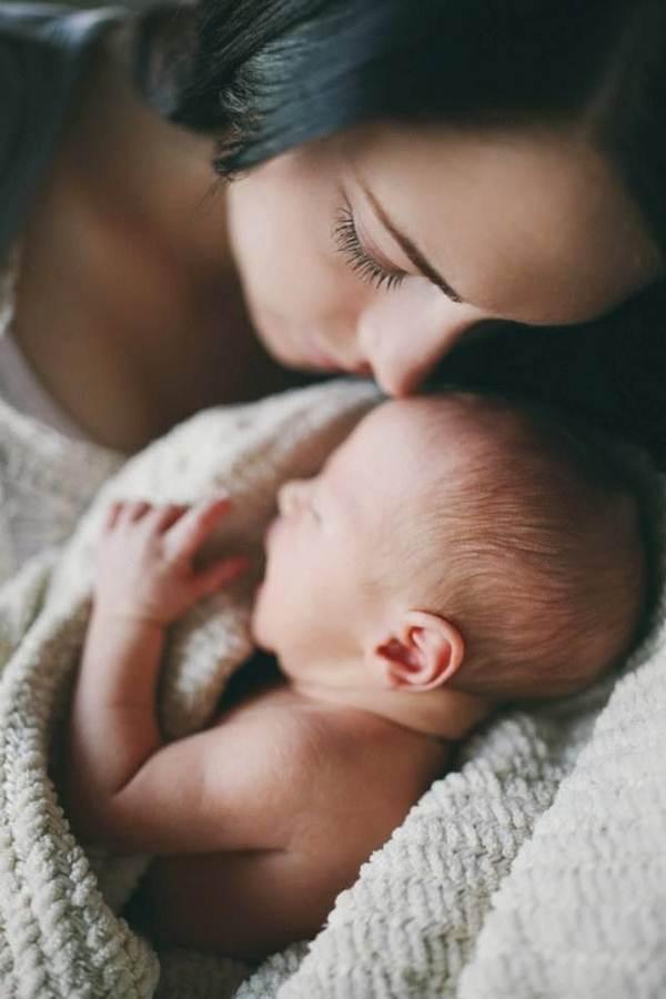 Những bức ảnh thiêng liêng giữa con và mẹ - 10