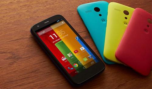 Motorola đe dọa ngôi đầu smartphone của Samsung - 1