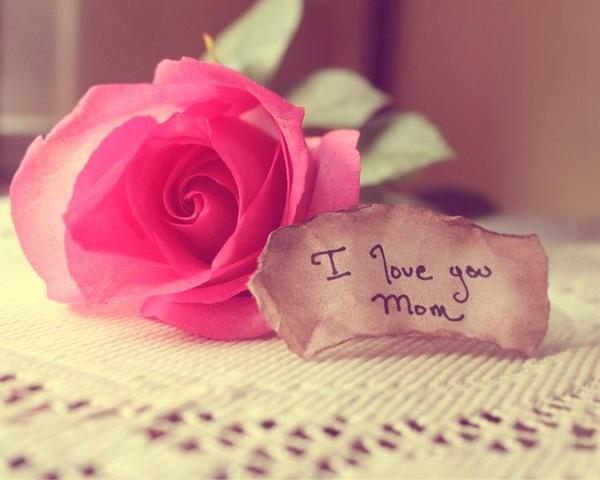 Thơ tình: Mẹ tôi - 1