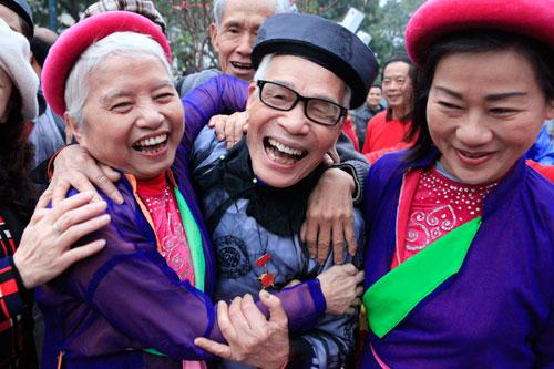 Ngày Tết nên cười nhiều để gặp may cả năm - 8