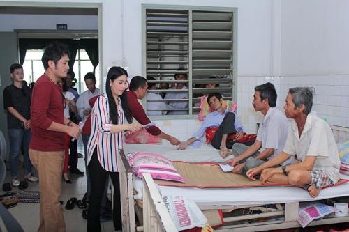Kiều Oanh ủng hộ gần 100 triệu đồng cho người nghèo - 3