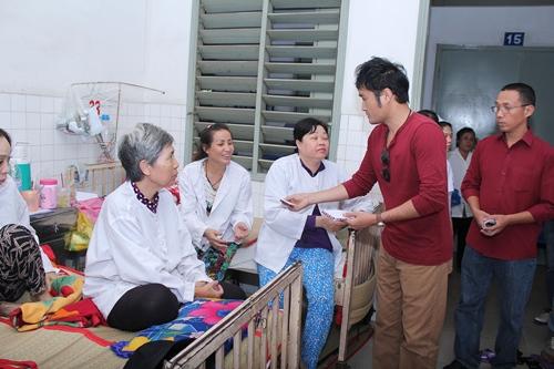 Kiều Oanh ủng hộ gần 100 triệu đồng cho người nghèo - 5