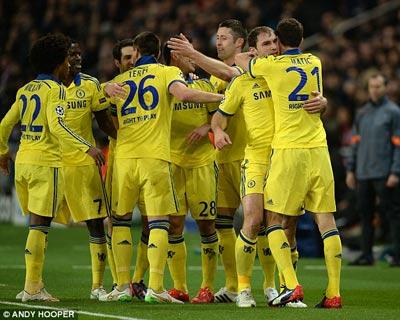 TRỰC TIẾP PSG - Chelsea: Người hùng Courtois (KT) - 4