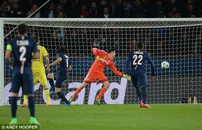 TRỰC TIẾP PSG - Chelsea: Người hùng Courtois (KT) - 5