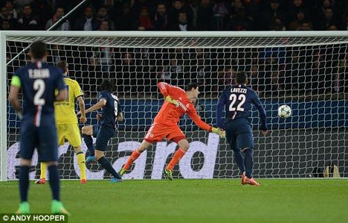PSG - Chelsea: Điểm yếu trên không - 1
