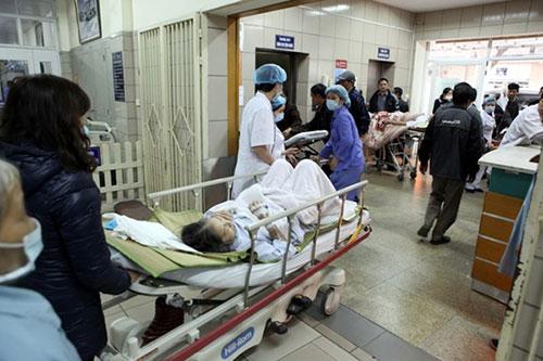 """Lập đội cấp cứu """"di động"""", ứng cứu người bệnh dịp Tết - 4"""