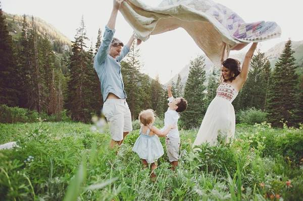 Chiêm ngưỡng những bức ảnh gia đình tuyệt đẹp - 4