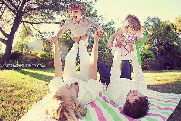 Chiêm ngưỡng những bức ảnh gia đình tuyệt đẹp - 10