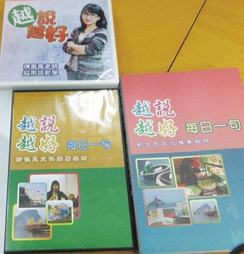 Cô giáo dạy tiếng Việt cho người đứng đầu Đài Loan - 2