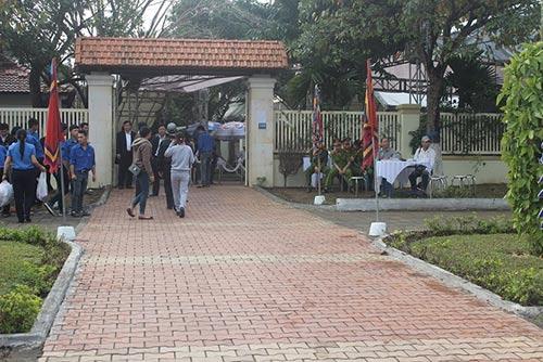 Ông Nguyễn Bá Thanh đã yên nghỉ nơi đất mẹ - 29
