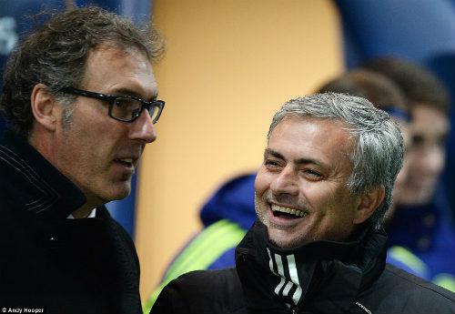 Mourinho thừa nhận Chelsea hòa may mắn PSG - 2