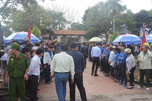 Ông Nguyễn Bá Thanh đã yên nghỉ nơi đất mẹ - 31
