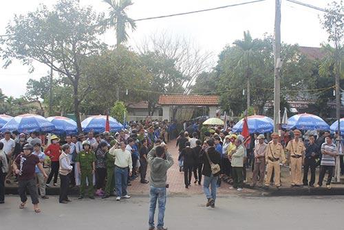 Ông Nguyễn Bá Thanh đã yên nghỉ nơi đất mẹ - 32