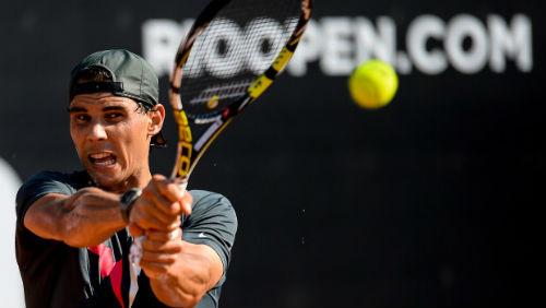 Nadal mãn nguyện với khởi đầu suôn sẻ ở Rio - 1