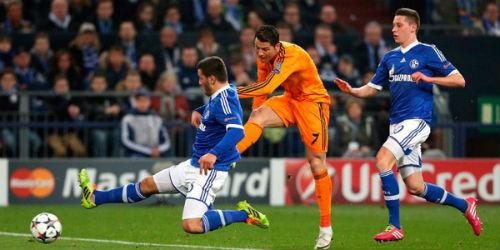 Schalke – Real: Ác mộng hiện về - 1