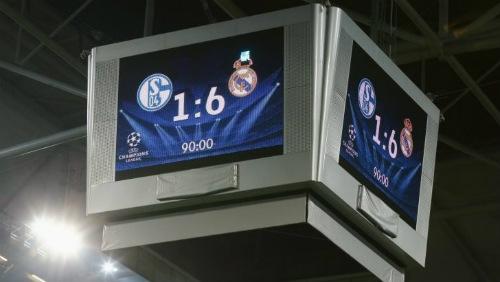 Schalke – Real: Ác mộng hiện về - 2