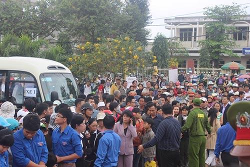 Ông Nguyễn Bá Thanh đã yên nghỉ nơi đất mẹ - 20