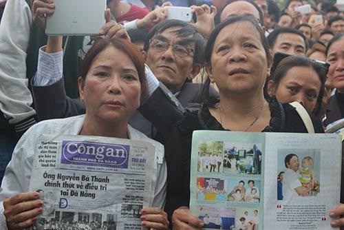 Ông Nguyễn Bá Thanh đã yên nghỉ nơi đất mẹ - 23