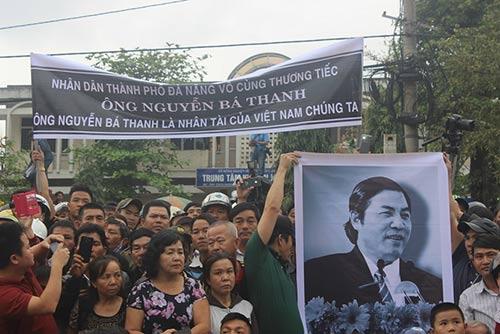 Ông Nguyễn Bá Thanh đã yên nghỉ nơi đất mẹ - 24