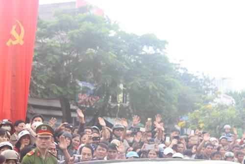 Ông Nguyễn Bá Thanh đã yên nghỉ nơi đất mẹ - 12