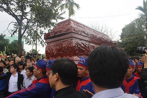 Ông Nguyễn Bá Thanh đã yên nghỉ nơi đất mẹ - 9