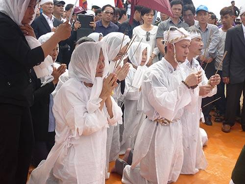 Ông Nguyễn Bá Thanh đã yên nghỉ nơi đất mẹ - 6