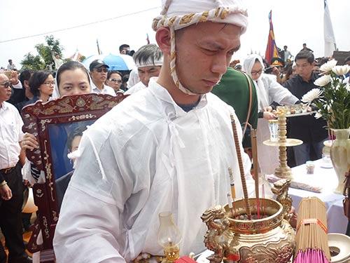 Ông Nguyễn Bá Thanh đã yên nghỉ nơi đất mẹ - 3