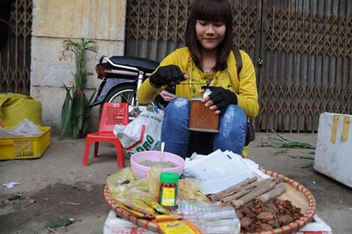 30 Tết đi chợ quê truyền thống ở Thủ đô - 8