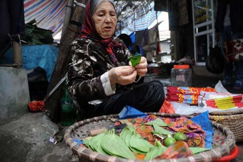 30 Tết đi chợ quê truyền thống ở Thủ đô - 5