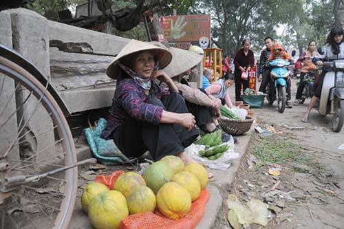 30 Tết đi chợ quê truyền thống ở Thủ đô - 4
