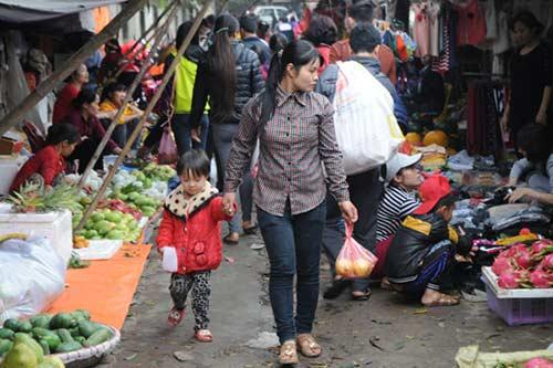 30 Tết đi chợ quê truyền thống ở Thủ đô - 10