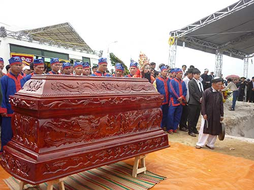 Ông Nguyễn Bá Thanh đã yên nghỉ nơi đất mẹ - 4