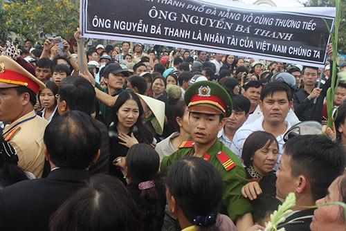 Ông Nguyễn Bá Thanh đã yên nghỉ nơi đất mẹ - 25