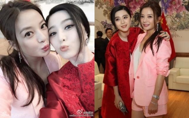"""Triệu Vy, Băng Phạm thân mật sau 17 năm """"tránh mặt"""""""
