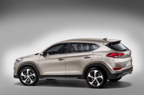 Hyundai Tucson 2016 trình làng - 3