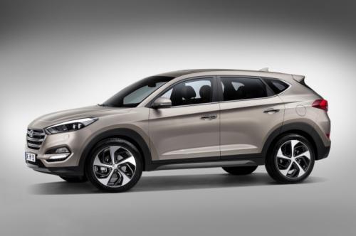 Hyundai Tucson 2016 trình làng - 4