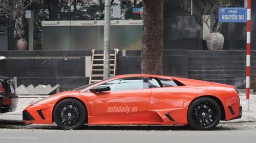 Hàng hiếm Lamborghini Murcielago LP572 tại Hà Nội