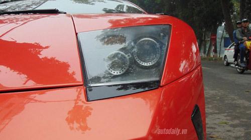 Hàng hiếm Lamborghini Murcielago LP572 tại Hà Nội - 9