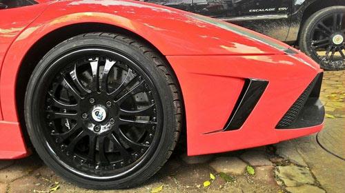 Hàng hiếm Lamborghini Murcielago LP572 tại Hà Nội - 10