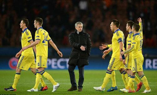 Chelsea: Hòa mà như thắng - 2