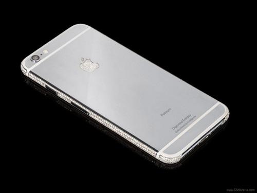 iPhone 6 mạ vàng, đính kim cương giá 75 tỷ đồng - 3