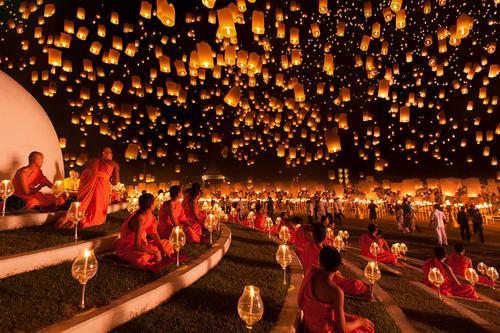Khám phá 10 lễ hội nhiều màu sắc nhất thế giới - 1