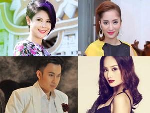 """Nghệ sỹ Việt """"tham công tiếc việc"""" ngày Tết"""