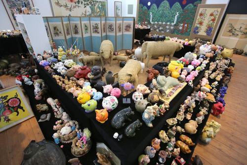 Thăm bảo tàng toilet, bảo tàng lợn... ở Hàn Quốc - 1