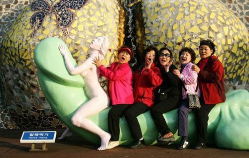 Thăm bảo tàng toilet, bảo tàng lợn... ở Hàn Quốc - 4